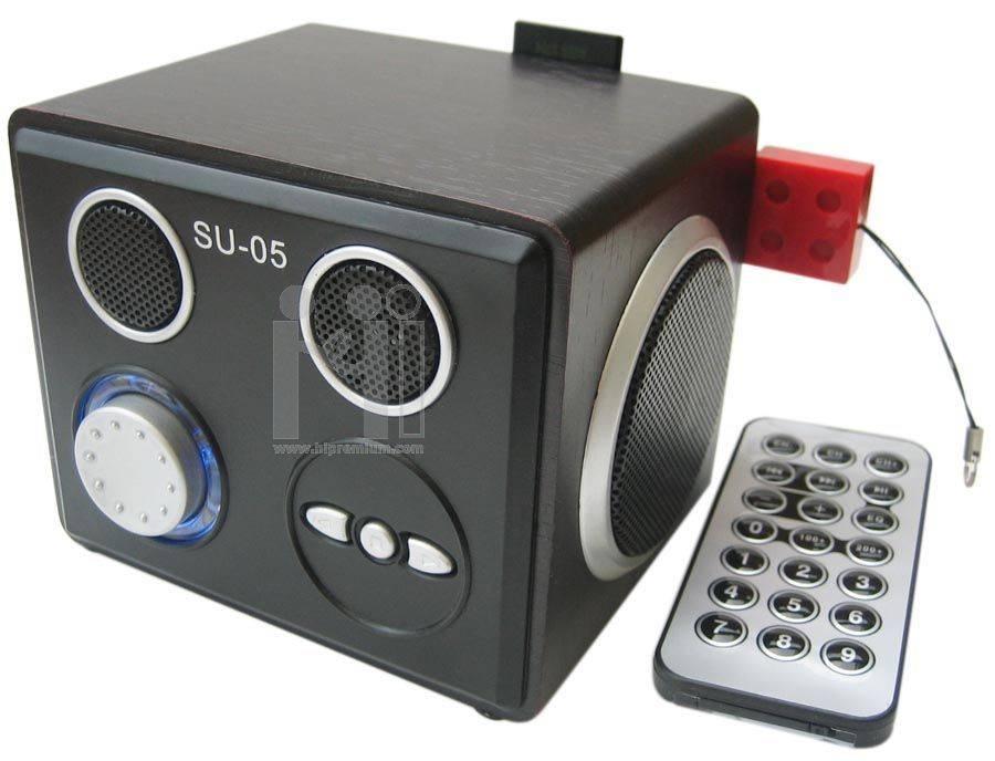 Mini Speaker SU05<br>ลําโพงพกพาขั้นต่ำ50ชิ้น