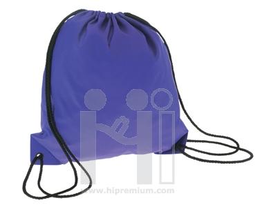 กระเป๋าเป้หูรูด ถุงหูรูดสะพายหลัง