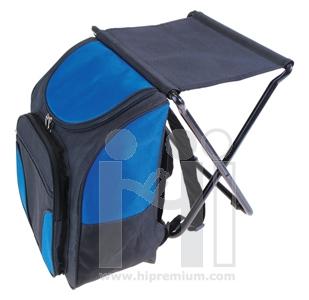 เก้าอี้กระเป๋าอเนกประสงค์ใส่ของได้ สั่งทำสกรีนโลโก้