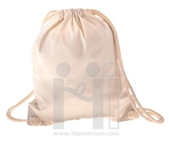 กระเป๋าผ้าดิบ เป้หูรูดผ้าดิบ ขั้นต่ำเพียง100ใบ