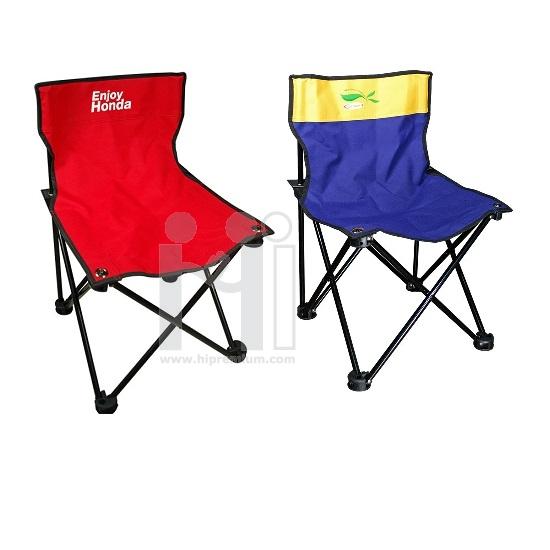 เก้าอี้ผ้าใบปิคนิคพับได้ (กลาง)