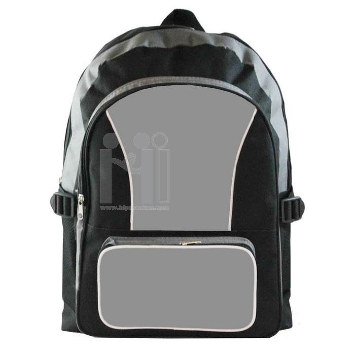 กระเป๋าเป้สะพายหลัง กระเป๋าสต๊อกสำเร็จรูป