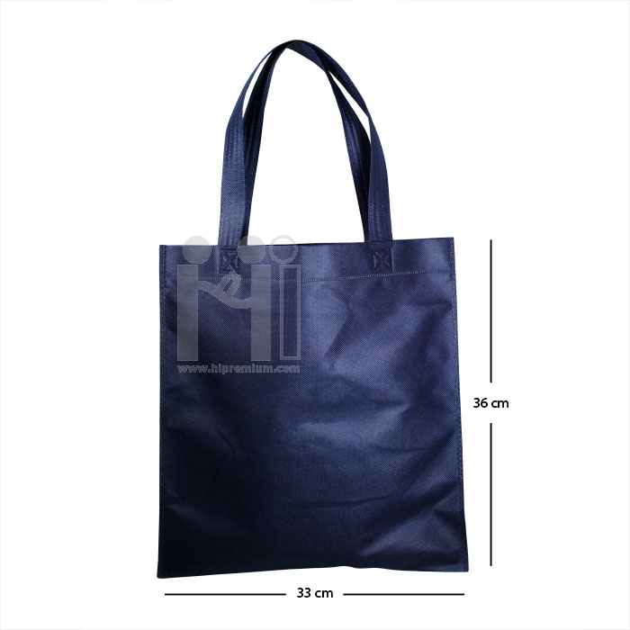 ถุงผ้าสปันบอนด์รีดร้อนไม่มีตะเข็บด้าย<br> กระเป๋าสปันบอนด์ผลิตใหม่ ไม่มีฐานไม่มีข้าง