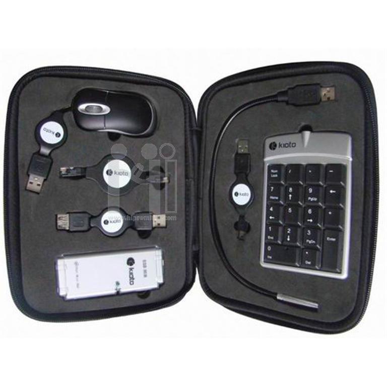 ชุดกระเป๋าอุปกรณ์คอมพิวเตอร์Laptop USB Kits