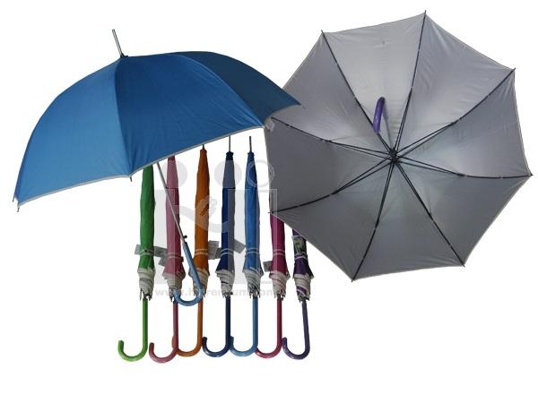 ร่มด้ามจับหลากสีร่มสต็อคร่มด่วน