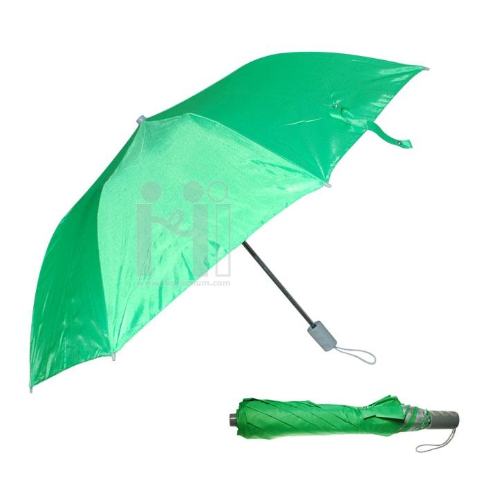 ***ร่มยูวีร่มพับ2ตอนคละสี <br>ร่มสต็อคร่มด่วน
