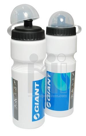 กระบอกน้ำพลาสติก ขวดพลาสติกมีฝาครอบสั่งขั้นต่ำ300ใบ