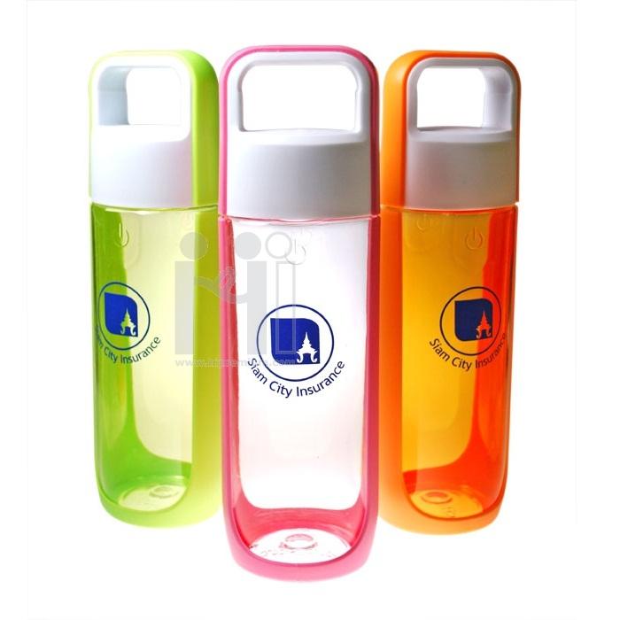 กระบอกน้ำพลาสติก <br>กระติกน้ำสั่งขั้นต่ำ100ใบ
