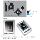 Black Berry Flash Drive