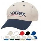 หมวกแก๊บตัดต่อสีปีกหมวก