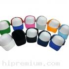 หมวกแก๊ปตาข่ายทูโทน หมวกสต๊อก <br>หมวกงานด่วนขั้นต่ำ50ใบ
