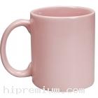 แก้วมักสีชมพู แก้วกาแฟเซรามิกมัค