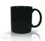 แก้วมักสีดำ แก้วกาแฟเซรามิกมัคสีดำ