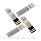 Chip Brand: Sandisk แฟลชไดร์ฟโลหะชิพบางเล็ก 8GB แฟลชไดรฟ์สต๊อกขั้นต่ำ10ชิ้น