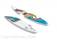 Surfboard USB stick <br>แฟลชไดร์ฟเซิร์ฟบอร์ด