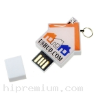 USB Flash Drive แฟลชไดร์ฟหยอดเรซิ่นโลโก้(อีพ็อกซี่Epoxyเจลใส)