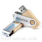 Chip Brand: Sandisk แฟลชไดร์ฟไม้ 4GB แฟลชไดรฟ์สต๊อกขั้นต่ำ10ชิ้น