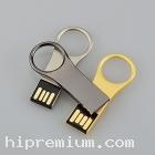 Slim Flash Drive แฟลชไดร์ฟสลิมบางสีเงิน,สีทอง,สีควันบุหรี่ แฟลชไดร์ฟโลหะ