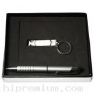 ชุดกล่องของขวัญกิ๊ฟเซ็ท Gift Set<br>พวงกุญแจกรรไกรตัดเล็บและปากกาลูกลื่น<br>สั่งขั้นต่ำ 100 ชุด