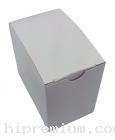 กล่องกระดาษขาวสำหรับนาฬิกาข้อมือ