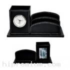 นาฬิกาตั้งโต๊ะ พร้อมช่องใส่ของ <br>นาฬิกาสต๊อกสั่งขั้นต่ำ100ชิ้น