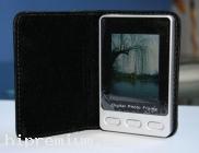 **Out Of Stock**<br>กรอบรูปดิจิตอลมินิ ปกหนัง<br>Mini Photo Digital Frame With Leather Case