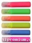 ปากกาไฮไลท์ด้ามแบน ปากกาเน้นข้อความ <br>ขั้นต่ำ1,000ด้าม