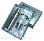 ชุดแก้วเก็บอุณหภูมิพร้อมบรรจุกล่องของขวัญ(ฝาโปร่ง)<br> กระบอกน้ำแสตนเลสสต๊อก