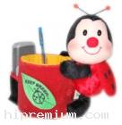 กล่องใส่ปากกาตุ๊กตาผึ้งตัวใหญ่
