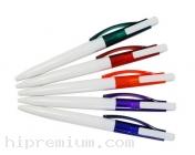 ปากกาลูกลื่น <br /> ปากกาพลาสติก