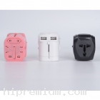 ปลั๊กไฟทั่วโลก International Travel Plug Adapter  <br>UNIVERSAL ADAPTER