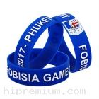 Wristband ริสแบนด์สีเดียว <br>สายรัดข้อมือซิลิโคนริสแบนกว้าง2ซม.